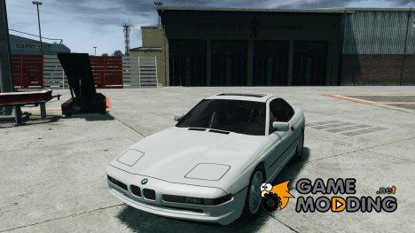 BMW 850i E31 1989-1994 for GTA 4