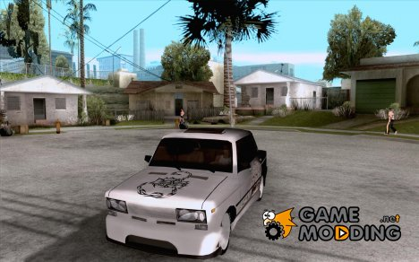 ВАЗ 2106 Hard Tuned for GTA San Andreas