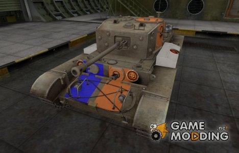 Качественный скин для Comet for World of Tanks