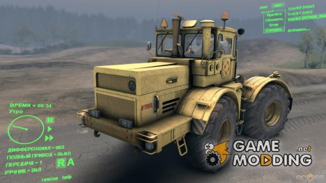 Кировец К-700А для Spintires DEMO 2013