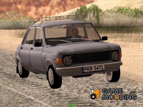 Zastava 1100P for GTA San Andreas