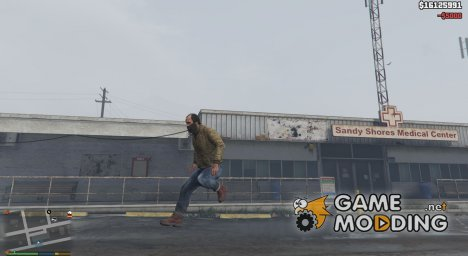 Slow Motion/Bullet Time Toggle v1.0	   for GTA 5