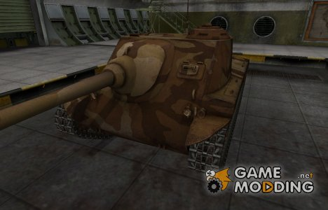 Шкурка для американского танка T25 AT для World of Tanks