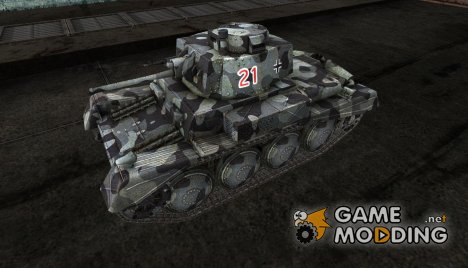 PzKpfw 38 na от bogdan_dm для World of Tanks