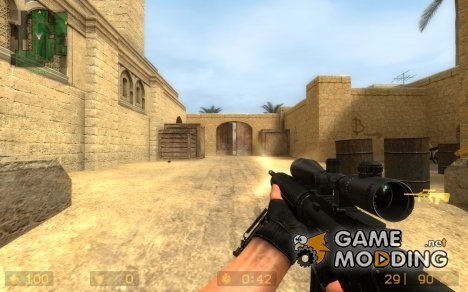M16 Sniper Rifle *update* for Counter-Strike Source