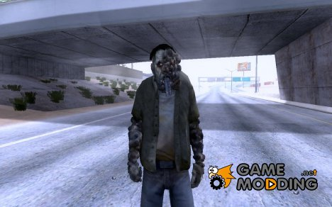 Smoker from L4D for GTA San Andreas