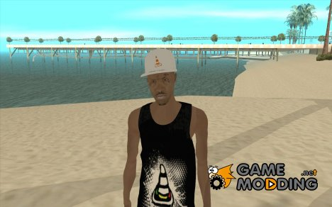 Cone Crew Skin for GTA San Andreas