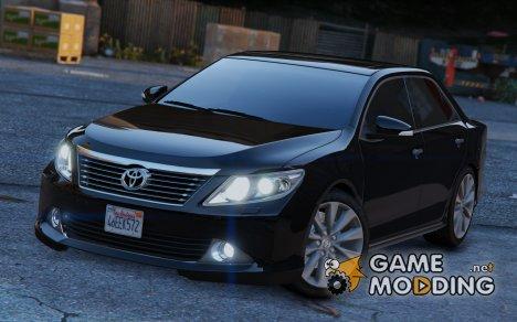 Toyota Camry V50 v1.1 для GTA 5