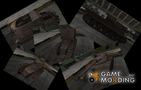 Пак французких танков для World of Tanks