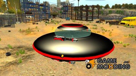 НЛО для GTA 4