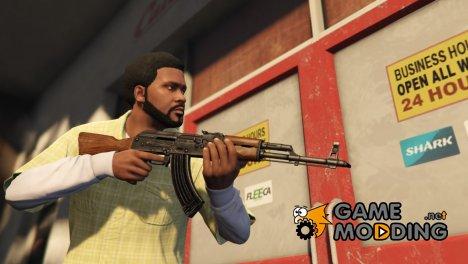 AKM для GTA 5