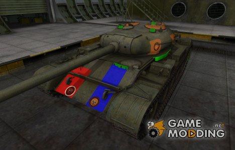 Качественный скин для Т-54 for World of Tanks