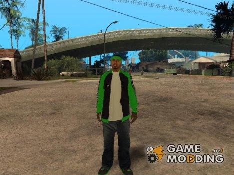 Новый член банды для GTA San Andreas