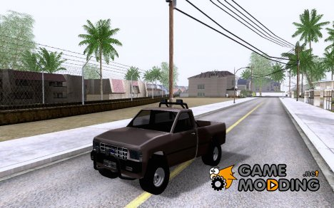 Chevrolet S-10 Off Road 1987 for GTA San Andreas