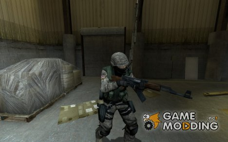 U.S. Digital Camo V.2 for Counter-Strike Source