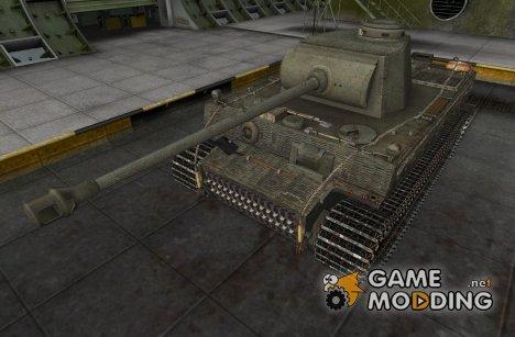 Исторический ремоделинг Pz VI Tiger I for World of Tanks