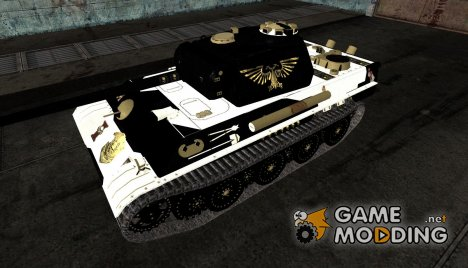 Шкурка для PzKpfw V Panther (Вархаммер) for World of Tanks
