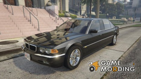 BMW L7 - 750IL E38 for GTA 5