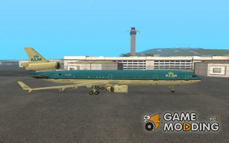McDonnell Douglas MD-11 KLM for GTA San Andreas