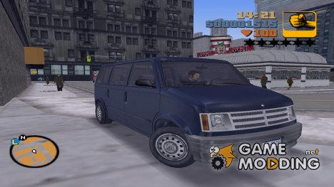 Moonbeam HQ для GTA 3
