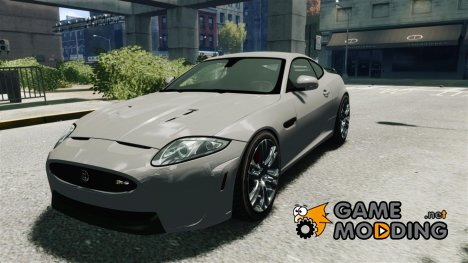 Jaguar XKR-S (Beta) 2012 для GTA 4