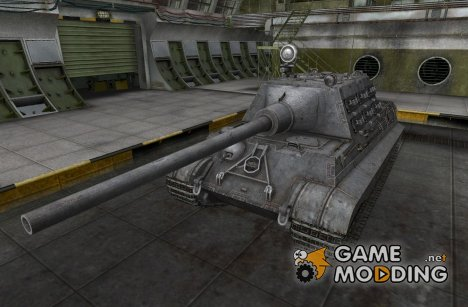 Ремоделинг для танка JagdTiger для World of Tanks