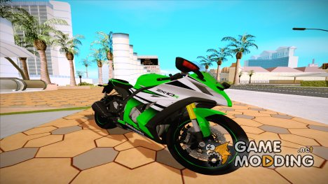 Kawasaki ZX-10R 2015 for GTA San Andreas