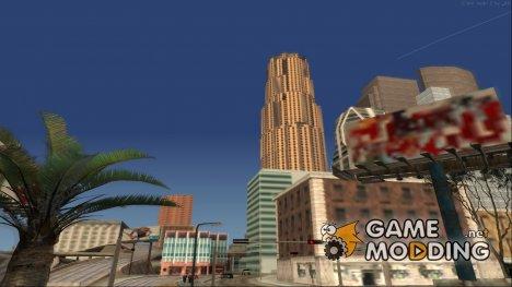 3D SkyscraperLA v1 для GTA San Andreas