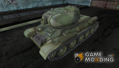 T-34-85 9 для World of Tanks