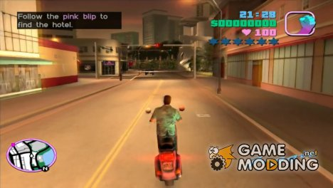 Vice City Trails для GTA Vice City