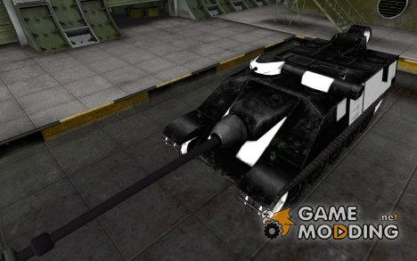 Зоны пробития AMX AC Mle. 1948 для World of Tanks