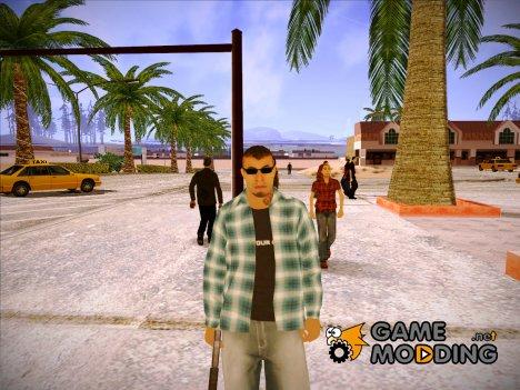 Aztec (GTA V) для GTA San Andreas