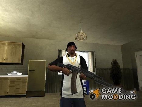 AK-74M с удлиненной обоймой for GTA San Andreas