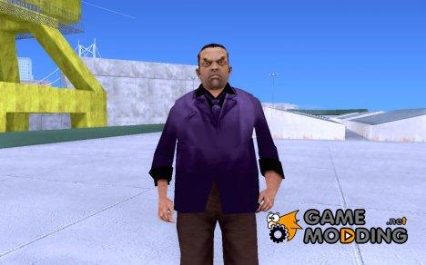 Tony gta 3 для GTA San Andreas