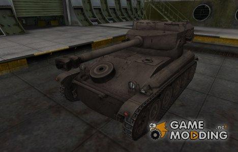 Перекрашенный французкий скин для AMX 12t для World of Tanks