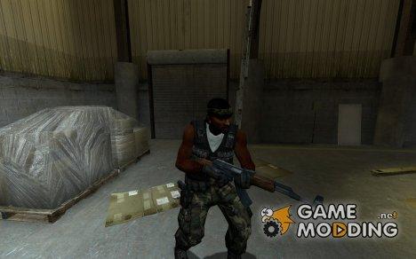 African Rebel Guerilla for Counter-Strike Source