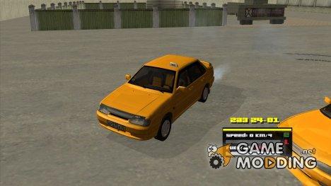 ВАЗ 2115 Такси for GTA San Andreas