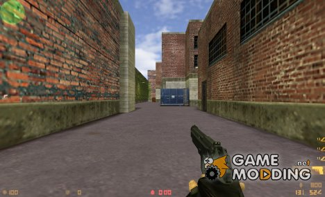 Beretta 92 FS on The Spork's anims для Counter-Strike 1.6
