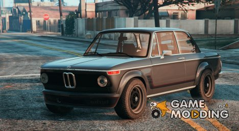 BMW 2002 Turbo '73 для GTA 5