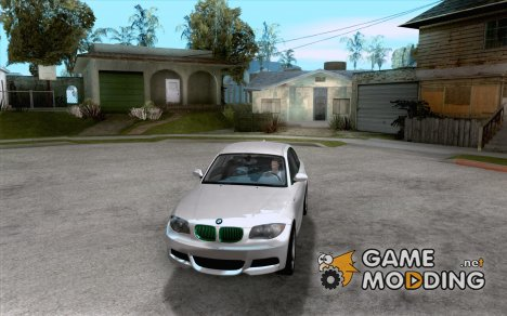 BMW 135i (E82) for GTA San Andreas