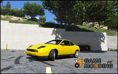 Fiat Coupe 1.0 for GTA 5