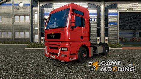 MAN TGA v2.0 for Euro Truck Simulator 2