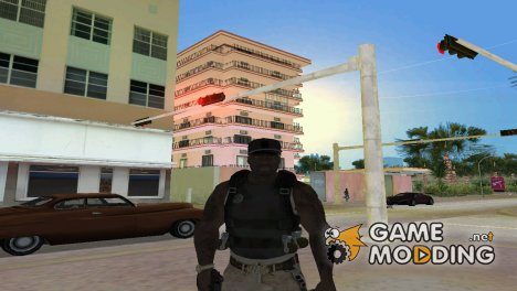 50 Cent Player для GTA Vice City