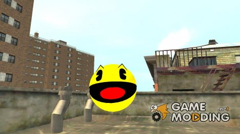 Pac-Man for GTA 4