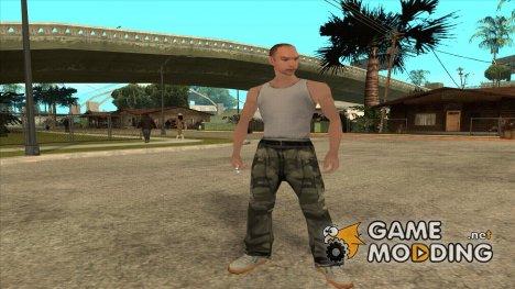 Русское оружие для GTA San Andreas