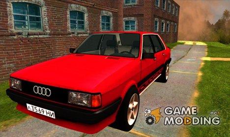 Audi 80 B2 for GTA San Andreas