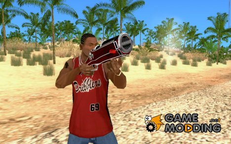 Hell Gun for GTA San Andreas