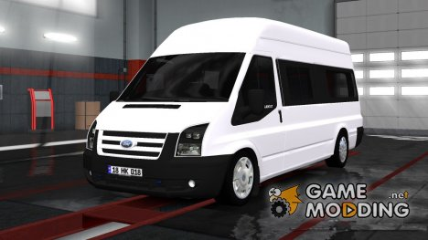 Ford Transit 2010 for Euro Truck Simulator 2