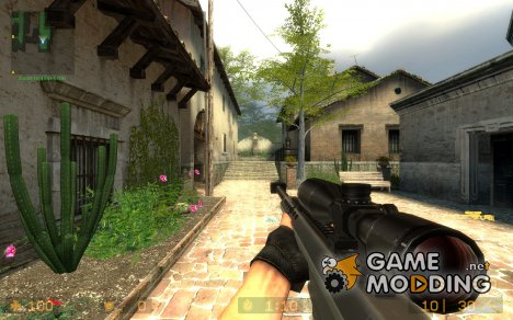 Barrett M82A1 .50BMG + Hav0c's Animations for Counter-Strike Source