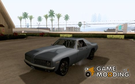 Stallion HD for GTA San Andreas